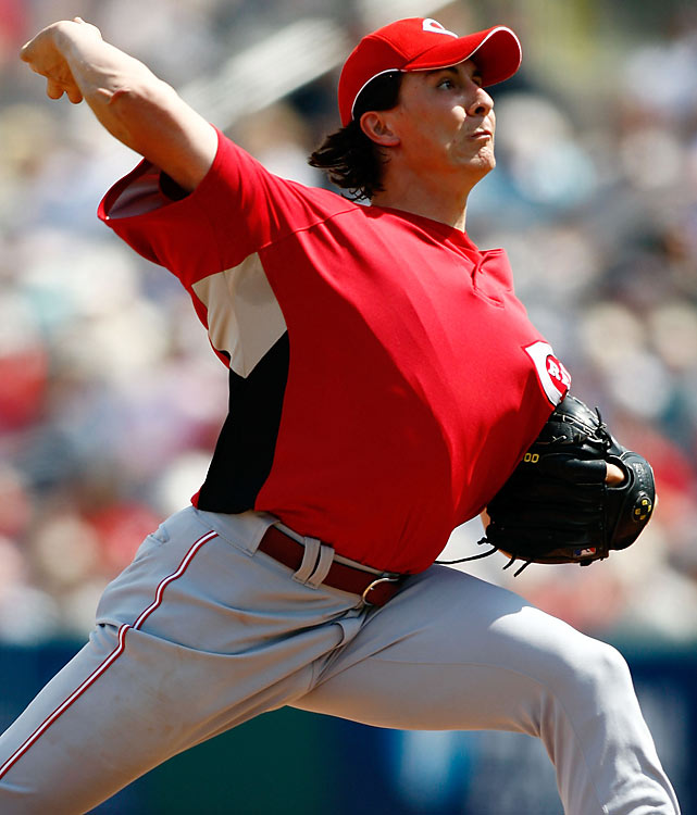 Bailey lived up to the hoopla early on with a 4-3 win against the Cleveland Indians in his first start. But the 21-year-old pitcher finished the season with an unimpressive 5.76 ERA, not what the Reds had in mind when they made him the seventh overall pick of the 2004 June amateur draft.