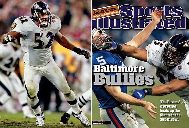 While there was a certain awe inspired by the Ravens defense, for most fans this game was two boring teams with no real glamour playing boring football. Trent Dilfer and Kerry Collins were the starting QBs. `Nuff said? The game went pretty much as everyone expected, with the Ray Lewis-led Ravens D dominating Jim Fassell's Giants.