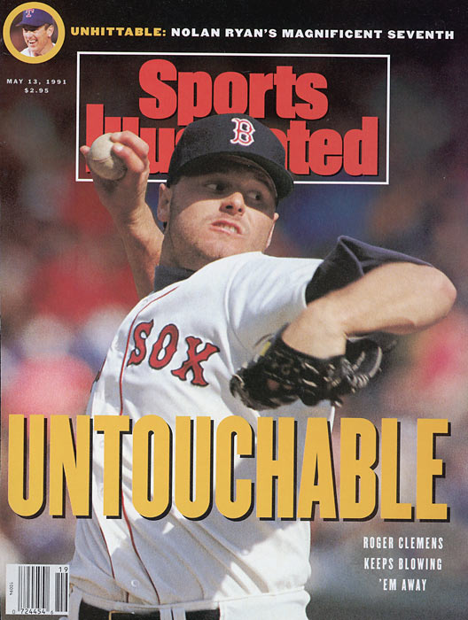 Roger Clemens signs a contract with the Red Sox for $5,380,250 per year.