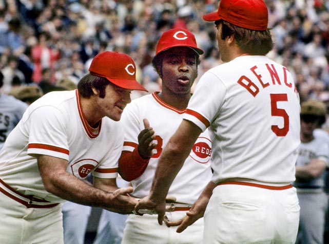 The Big Red Machine won 108 games and beat Boston in a thrilling World Series.