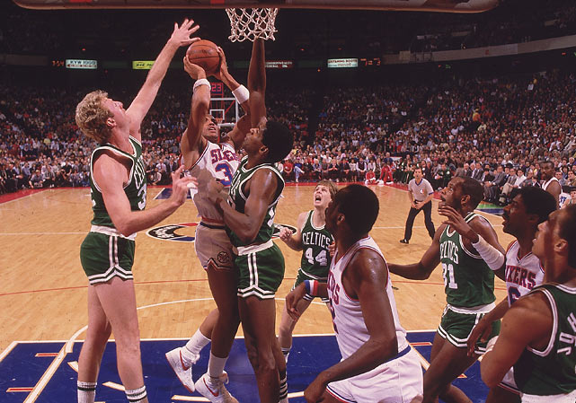 Barkley was taken with the fifth pick in the 1984 draft by Philadelphia, joining a veteran team that had won the NBA title the year before.