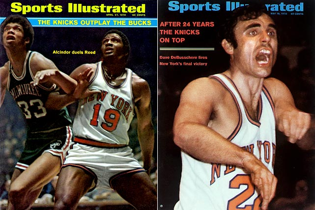 This team is easily confused with the 1972-73 championship team because the nucleus is largely the same. But the Reed-Frazier-DeBusschere-Bradley core was at its strongest in this season, which included Willis' dramatic limping entrance at the Garden.