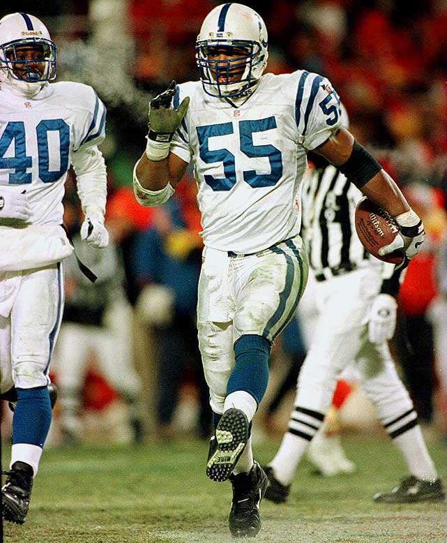Chosen right after Emtman, this former Texas A&M stud looked like a can't-miss prospect, but he had five lackluster seasons with the Colts before being released in 1997. A comeback with Dallas a year later failed and his career was finished.
