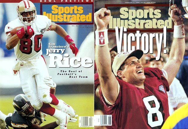 San Fran already had one of the league's most vaunted offenses, with Steve Young at the helm and Jerry Rice hauling in 112 passes for a league-high 1,499 yards in 1994. But the addition of Deion Sanders and Ken Norton boosted the Niners' defense to No. 6 in the NFL, helping them go 13-3 before winning their fifth Super Bowl.