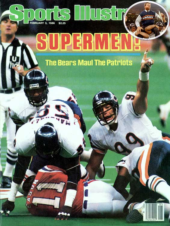 Led by Hall of Fame coach Mike Ditka, the '85 Bears held regular season opponents to a total of just 198 points en route to a 15-1 season. Chicago stormed through the postseason, shutting out their first two playoff opponents before thumping the Patriots 46-10 in Super Bowl XX.
