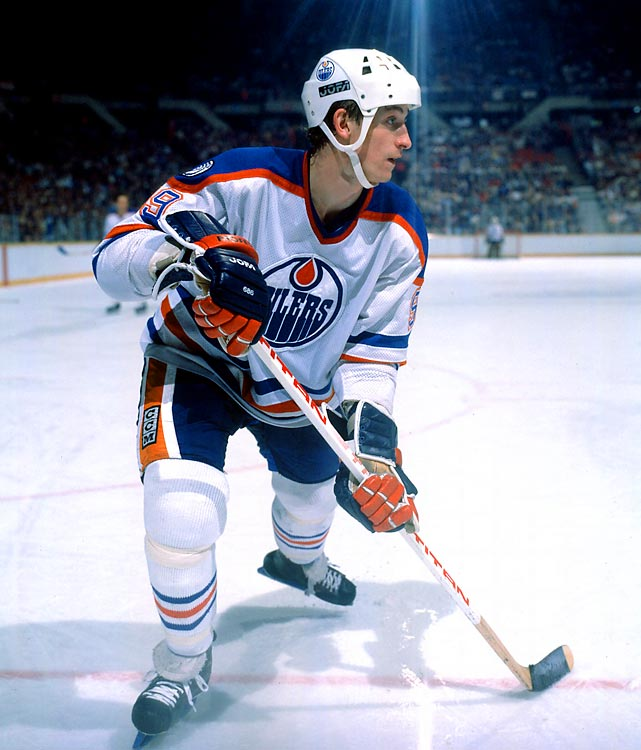 "During the late 1980s, the Edmonton Oilers dominated the NHL in four-on-four situations. In order to stop Wayne Gretzky and his teammates from taking advantage of the open ice after offsetting penalties, the league changed the rules on minor penalties, forcing teams to continue at full strength in such situations. The alteration was dubbed the ""Gretzky Rule."""