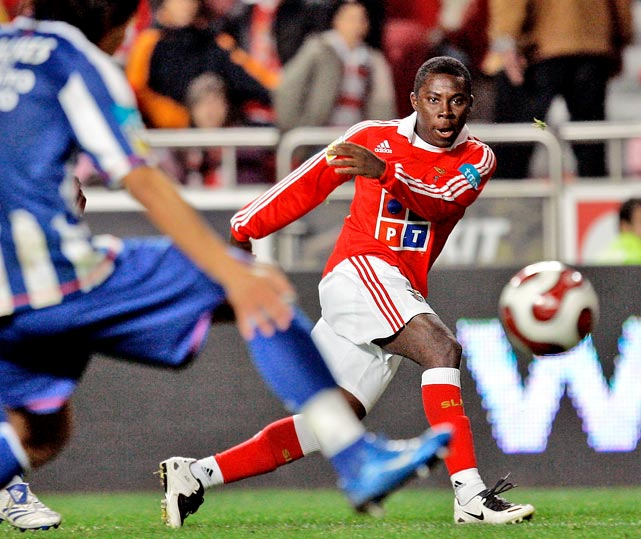 Portuguese giant Benfica paid MLS $2 million in 2007 for Adu, but he rarely saw time on the field in Portugal, appearing in 11 games with 2 goals.