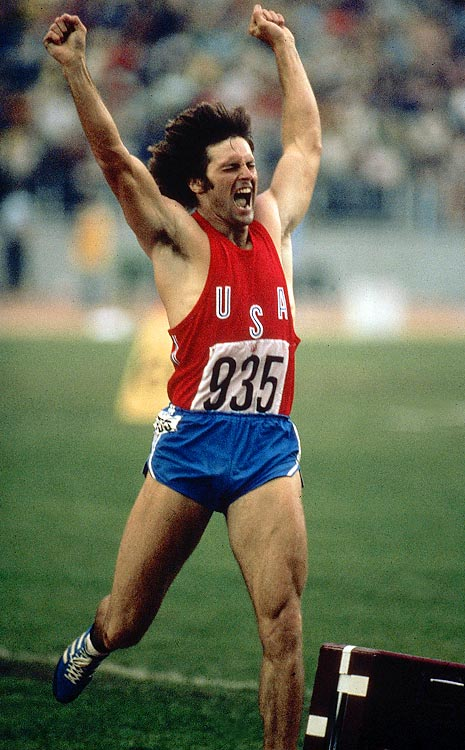 Before Bruce Jenner was just another character on Keeping Up with the Kardashians, he was an Olympic gold medalist for the U.S. in the decathlon at the 1976 games in Montreal.