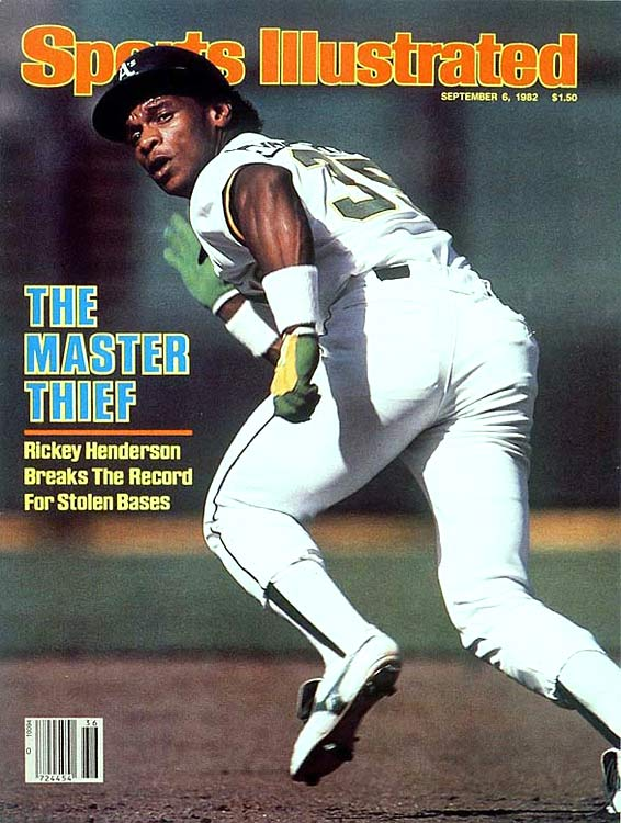 There was a time when it seemed Henderson's record might not last very long. In 1985, Vince Coleman stole 110 bases and followed it up with seasons of 107 and 109 but Coleman couldn't keep it up and no one has come close since. By the end of the 1980s, the renewed stolen base craze had come to an end, and no one has even reached 80 steals since, with Marquis Grissom (78 in 1992) and Jose Reyes (78 in 2007) coming closest.