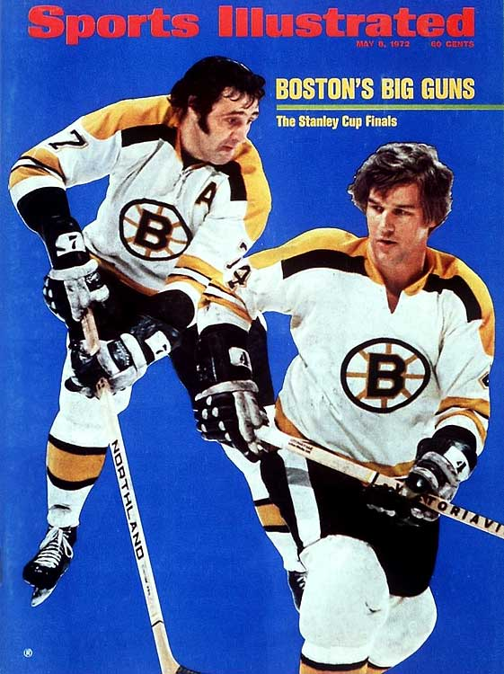 Phil Esposito and Bobby Orr gave Boston its last sip from the Cup in 1972, when they beat the Rangers in six games. Since then, trips to the final round in 1974, '76, '77, '88 and '90 have come up empty.
