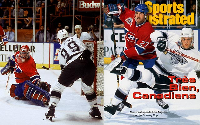 An expansion franchise that started play in 1967, the closest the Kings have come to the silverware is the 1993 Stanley Cup Final vs. Montreal, which Wayne Gretzky and company lost in five games. Other than that, the Kings' deepest foray was a trip to the 1969 semi-final, where they were swept by St. Louis, which advanced to the Cup final.