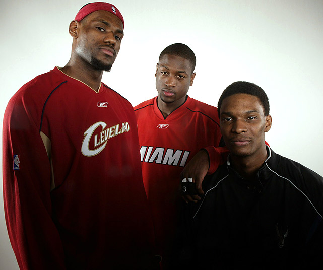 """Summit"" is a term traditionally reserved for diplomatic discussions on subjects of such worldly importance as global energy policy. After Dwayne Wade remarked that he would sit down with LeBron and some of the other free agents to discuss their future, the term took on a life of its own with Joe Johnson, Chris Bosh and others rumored to be among the cavalcade of stars colluding on the future of the NBA. Aside from a dinner between Bosh and Wade, the ""summit"" talks appear to have fizzled."