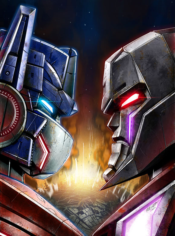 This week marks the release of Activision's Transformers: War for Cybertron, and to celebrate another chapter in the epic smackdown that is Optimus Prime vs. Megatron, SIKIDS.com decided to take a look at some of the most memorable rivalries from the world of sports. Keep clicking to check them out!