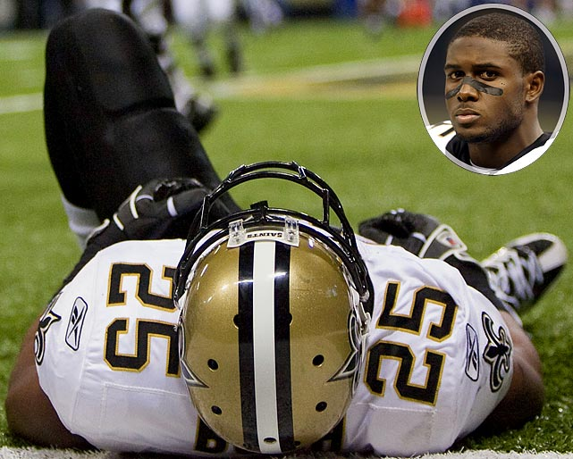 It's pretty evident that for all the talent, Reggie Bush has been more dud than electrifying. He came in with a Heisman and a splash, but the burst and speed that defined his young career are dimished. He had microfracture surgery in January 2009 and battled an assortment of injuries last season, finishing with career lows in every major category.
