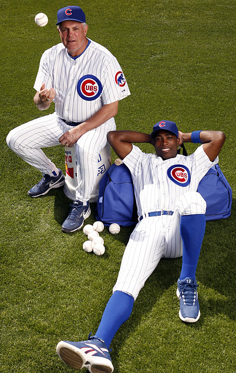 Along with Alfonso Soriano, Piniella would again cover SI as Spring Training came around in 2007, before his first season managing the Cubs. He would guide the Cubs to two consecutive first-place finishes but could not win a game in the postseason
