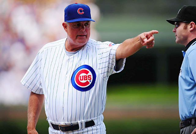 Piniella had his share of run-ins with umpires over his 23 years.