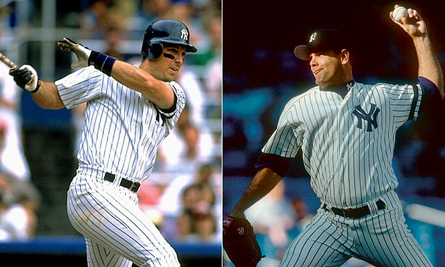 First baseman Tino Martinez and middle reliever Jeff Nelson are acquired from Seattle in a trade for pitcher Sterling Hitchcock and third base prospect Russ Davis. Pitcher Kenny Rogers is signed for four years at $19.5 million.