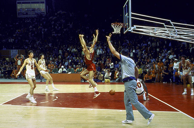 Even the appeal process was divided across Cold War lines in the aftermath of this gold-medal contest, a disputed 51-50 win by the U.S.S.R over the U.S. After the U.S. filed a protest, it was rejected by a vote of 3-2, supported by Puerto Rico and Italy, and rejected by Hungary, Cuba and Poland. Before the gold-medal match in Munich, the U.S. had never lost an Olympic basketball game