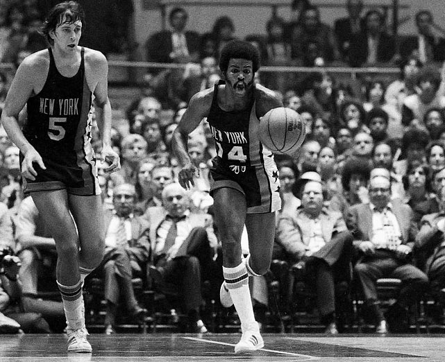 A 25-point scorer at Princeton, Brian Taylor made the most of his four seasons in the ABA: The 6-2 guard was the 1973 Rookie of the Year, appeared in two All-Star Games and won two championships with the Julius Erving-led New York Nets. Taylor moved on to play six seasons in the NBA, including the final four with the San Diego Clippers. He averaged 15.4 points in the ABA and 14.3 points in the NBA.