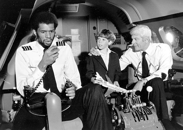 <p>Kareem Abdul Jabbar isn't an actual pilot, but he played one in the hit 1979 movie <em>Airplane!</em></p>