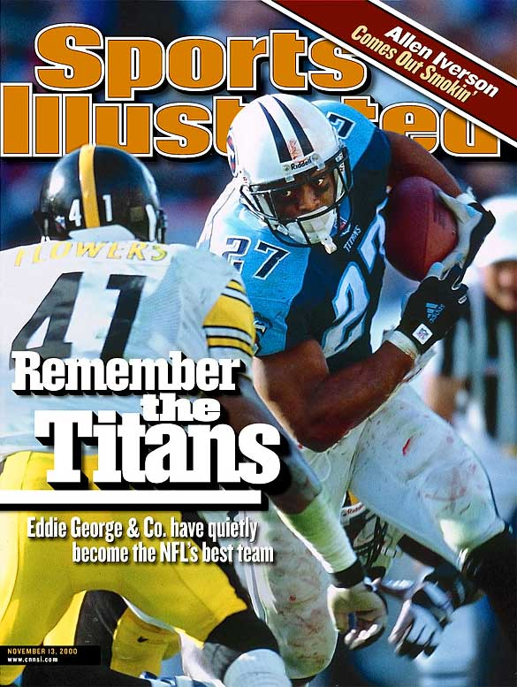 <p>After winning a Heisman Trophy at Ohio State, George put up big numbers for both Houston and Tennessee as a member of the Oilers/Titans franchise. He was a workhorse running back, routinely amassing more than 300 carries per season. Over nine seasons he rushed for 10,441 yards and 68 touchdowns.</p><p>Runner-up: Steve Atwater</p><p>Worthy of consideration: Terrell Buckley, Rodney Hampton, Ken Houston</p>