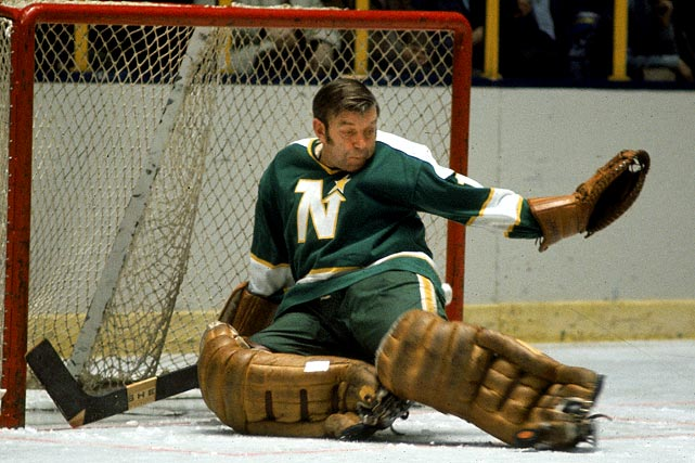 A long-time New York Rangers mainstay, Worsley's 21st, and final, NHL season was in 1973-74 with the Minnesota North Stars. The two-time Vezina Trophy-winner and four-time Stanley Cup champion (with Montreal) appeared in 29 games with an 8-15-5 record and 3.22 GAA.