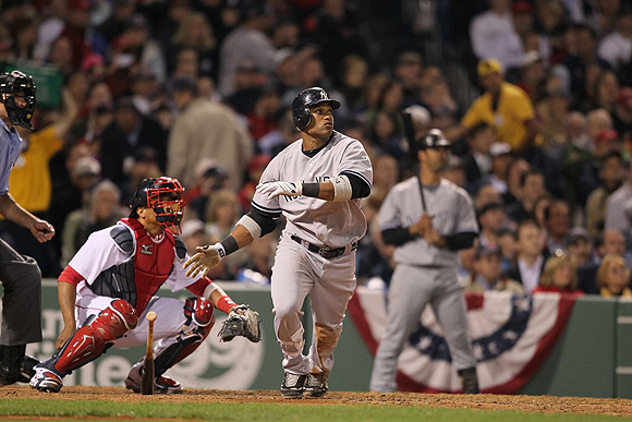Cano had a breakout year with the Yankees in 2010, posting career highs in home runs (29) and RBIs (109) and was second in the AL with 200 hits. The Silver Slugger recipient got his first All-Star nod last year , while his 200 hits were good for second best in the AL. A Gold Glove award winner, Cano has a defensive prowess at second base committing only three errors in 158 games last season, making the 28-year-old an all-around emerging star in the Bronx.
