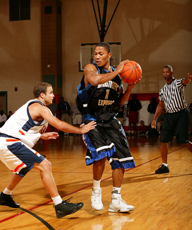 The Meanstreets Express played against a slew of future NBA stars, including Brandon Jennings, Kevin Love and O.J. Mayo.