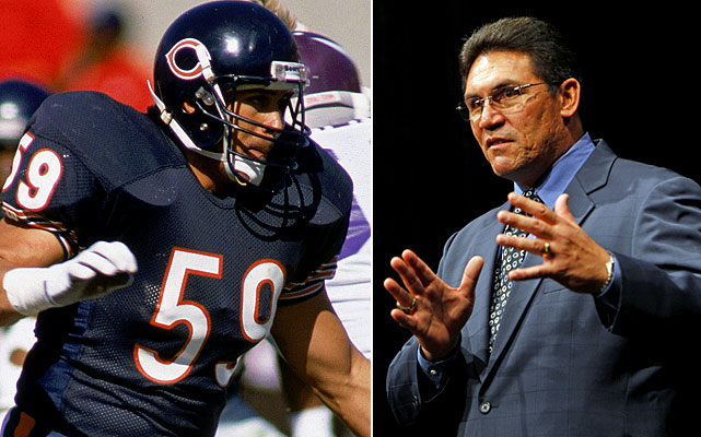 Despite spending nine seasons in Chicago as a player, Ron Rivera's time as a coach there did not end well. After elevating the Bears' defense to an elite level as the defensive coordinator, Rivera was a hot coaching candidate in 2006. When no other team hired him, the Bears cut their losses, announcing they would not renew Rivera's contract. Rivera landed on his feet as an assistant coach in San Diego, and in 2011 he was named head coach of the Carolina Panthers.