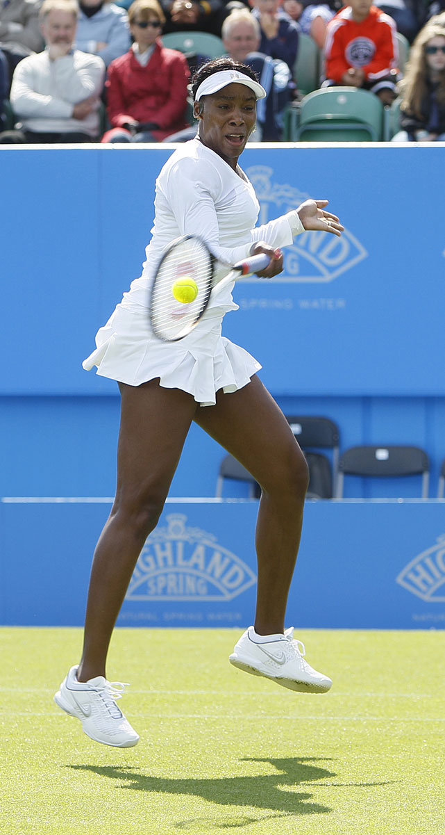 "<p>""I've had some tough injuries for sure but definitely I didn't think it would take me this long to be able to come back and to be ready,"" Venus said following her first-round win. ""I never anticipated that I would be sat at home just watching instead of out here. I never could have foreseen the amount of time I had to take off. There were some frustrating moments but I never let it get me down.""</p>"