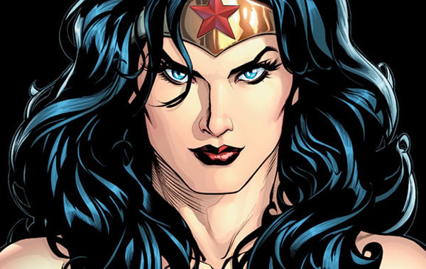 """I really like her mix of superhero and mythology. I think the most recent series with her is one of DC's best."""