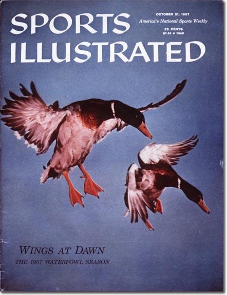 SI explored the 1957 waterfowl season.