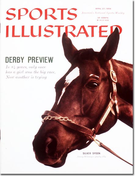 Silver Spoon was inducted into the U.S. Racing Hall of Fame in 1978.