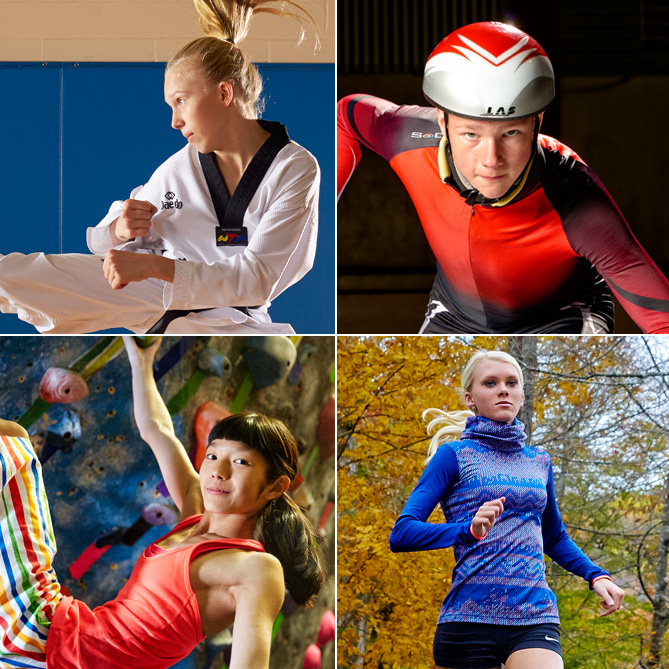 Our 2015 finalists excel on rocks, trails, mats, and ice. What makes these talented athletes tick?  Meet them and find out!