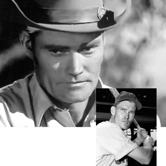 Connors — one of only 12 athletes to play in both the NBA and MLB, and the first professional basketball player to break a backboard — was a different kind of sharpshooter on TV. He starred as a good-guy cowboy in the TV western series <i>The Rifleman</i> and also appeared in 45 movies.