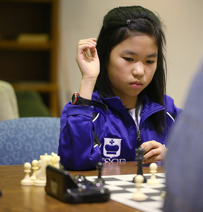 Carissa Yip, 11, becomes the youngest U.S. female chess master, earning a master level rating (2203) with her score of 3.5/4 at the Legends of Chess Tournament. Carissa, who learned to play when she was six years old, last year became the youngest female to beat a grandmaster.