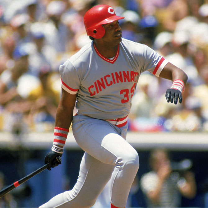 Two-time Home Run Derby participant; won first-ever Derby in 1985