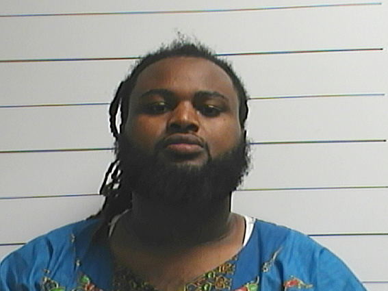 FILE - This April 10, 2016, file photo provided by the Orleans Parish Sheriff's Office shows Cardell Hayes. The trial for Hayes charged with second-degree murder in the April 9 shooting death of former New Orleans Saints player Will Smith begins with jury