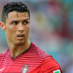 Cristiano Ronaldo might not be at 100 percent fitness, but he remains the focal point for the U.S. national team ahead of Sunday's Group G clash with Portugal.