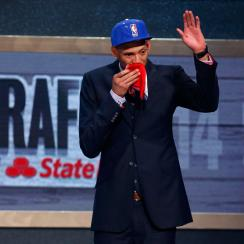 Isaiah Austin was diagnosed with Marfan syndrome.