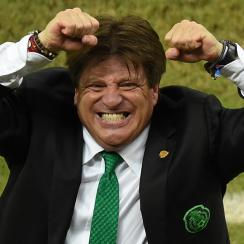 Mexico manager Miguel Herrera has led a revival for El Tri after a horrid World Cup qualifying run.