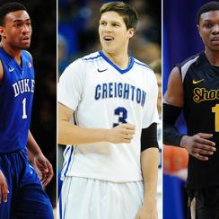 Jabari Parker, Doug McDermott and Cleanthony Early were all finalists for the Wooden Award last season.