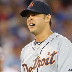 The Detroit Tigers have seen their comfortable division lead dwindle away, and recent injuries to pitchers Anibal Sanchez (above) and Joakim Soria aren't helping their cause.