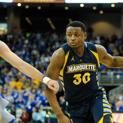 Deonte Burton has a big role to fill on a depleted Marquette roster this season.