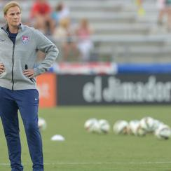 Jill Ellis explained that she called in just 20 players to help build continuity within the U.S. women's national team.
