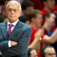 Larry Brown lost top prospect Emmanuel Mudiay, but returns a talented SMU team ready to compete for a conference championship.