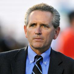 Bubba Cunningham has served as UNC's AD for nearly three years.