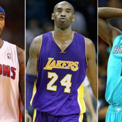 Josh Smith, Kobe Bryant, Lance Stephenson
