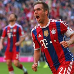 Bayern Munich coach Pep Guardiola says Philipp Lahm is the most intelligent player he's ever coached.