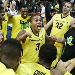 Joseph Young leads Oregon into an early season test in the Legends Classic on Monday and Tuesday.